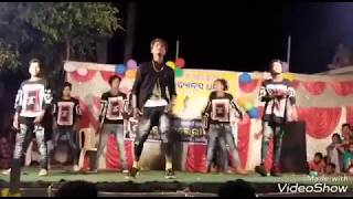 sanam re sambalpuri  HD video ( Umakant barik & Dushmant sun)    Titlagarh dance group 2017 Rk media