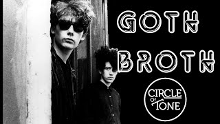 The CRAZY FUZZ pedals behind The Jesus and Mary Chain guitar sound.  Goth Broth Ep 5 Just Like Honey