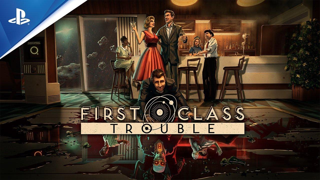 First Class Trouble – upoutávka k oznámení na PS4 a PS5
