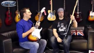 Fender American Vintage Guitars