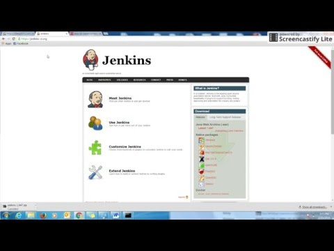 How to install Jenkins in your windows machine