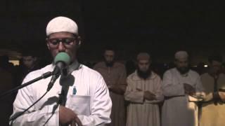 تلاوة طيبة من صلاة التراويح ليلة 16 رمضان 1436 | المقرئ ياسين دهن