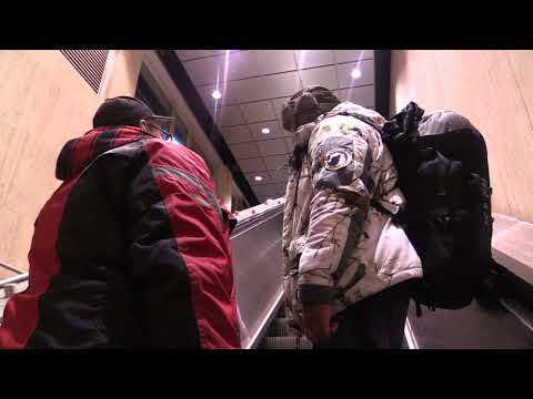The People Project: Al Harrington's Wolf Pack keeps Montreal's homeless safe at night