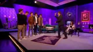 one direction dancing alan carr chatty man 28th september 2012