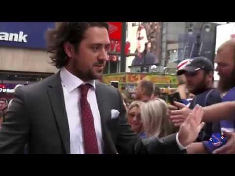 Superheroes • 2018-19 New York Rangers