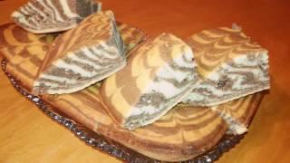 Meryam menden inciyib. Barishiq keksi. Zebra keks.