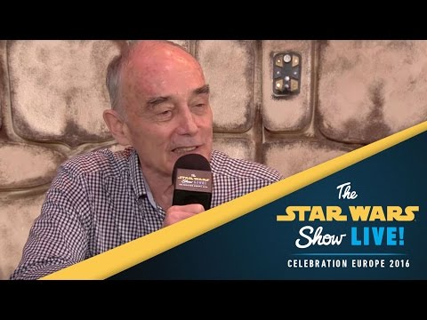 Garrick Hagon (Biggs Darklighter) | Star Wars Celebration Europe 2016