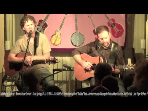 John Byrne HD video - Full Set - Boumel House Concert - Coral Springs, Fl  11-15-2014