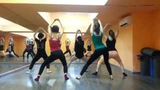 Booty dance class. Бути - урок