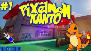 Pixelmon island episode 1 i choose you pokemon in - Pixelmon ep 1 charmander ...