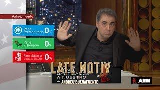 "LATE MOTIV - Raul Pérez. Ferreras hace ""peneriodismo"" | #LateMotiv145"