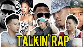 ASIAN GUYS TALK ABOUT RAP Thumbnail