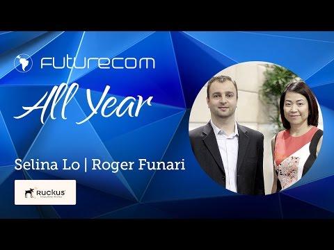 Entrevista com Selina Lo, CEO da Ruckus Wireless