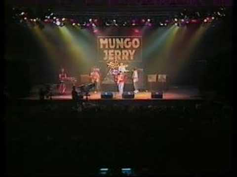 Mungo Jerry - Alright, alright, alright (live videoclip 1987
