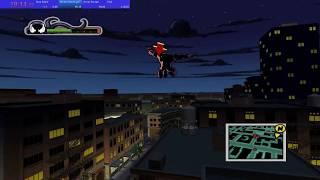 Ultimate Spider-Man(PC) Speedrun Any% in 1:09:58 (IGT 1:08:49)