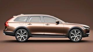 2017 Volvo V90 CROSS COUNTRY - The Design