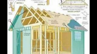 12x16 Shed Plans - Easy To Follow Woodworking Guides And Designs