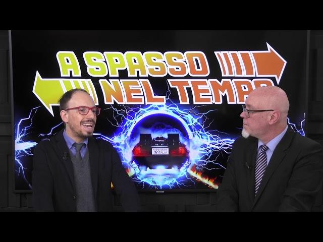 RADIO CUSANO TV (Ch. 264 del digitale terrestre). A SPASSO NEL TEMPO, LA STORIA DELL'UE 2° PUNTATA