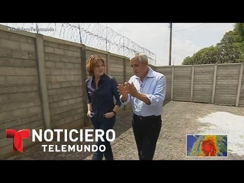 Ex presidente de Guatemala habla en EXCLUSIVA con Telemundo | Noticiero | Noticias Telemundo