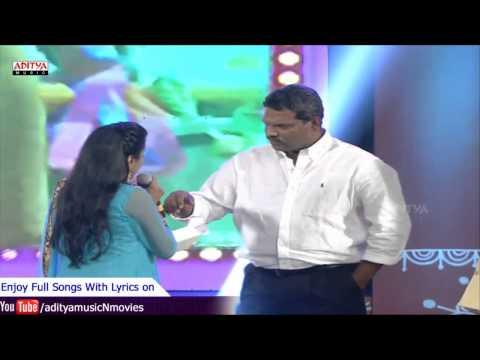 Govindudu Andarivadele Audio Launch || Shyam Prasad Reddy Launching Neeli Rangu Cheeralona Song
