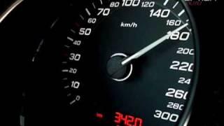 280 km/h en Audi S8 (Option Auto)