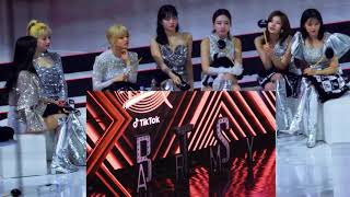 Download TWICE reaction to BTS 'Boy with Luv' performance @Golden Disc Award 2020