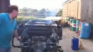 M47 Patton engine