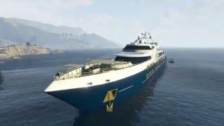 Mon Yacht de Luxe