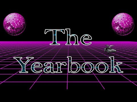 The Yearbook | Advertisement by New Jersey High School Class | Funny