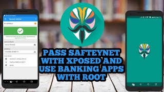 pass safetynet with xposed