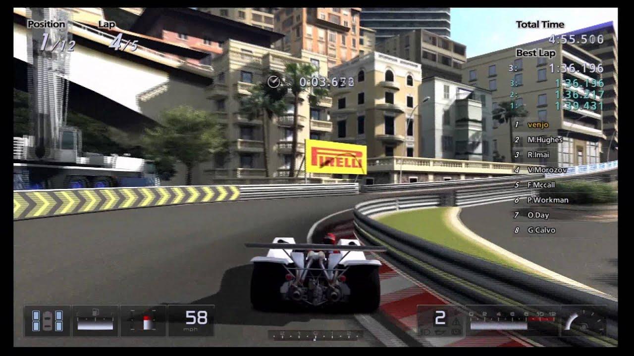 Gran turismo 5 toyota 7 race car 70 cote d azur historic racing car cup youtube