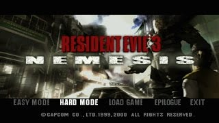 Resident Evil 3 : Nemesis - Walkthrough [Pt 1/5]
