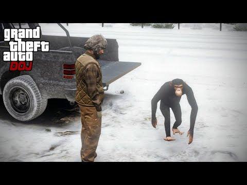 Download Youtube: GTA 5 Roleplay - DOJ 354 - Jerry The Monkey (Civilian)