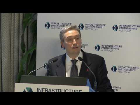 IPA Australia-Canada Infrastructure Symposium 2017 The Hon François-Philippe Champagne
