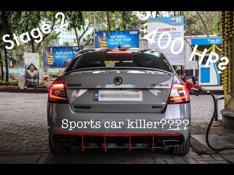 Skoda Octavia VRS: Affordable Sports Car Killer?