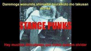 Stance Punks inició en el año 1998-actualidad Canción: Shounen Geki...