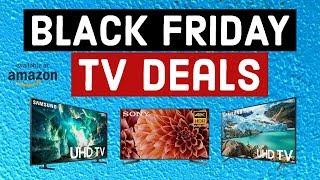 Best Black Friday LED TV Deals - Best Television Deals For Black Friday 2019 📺