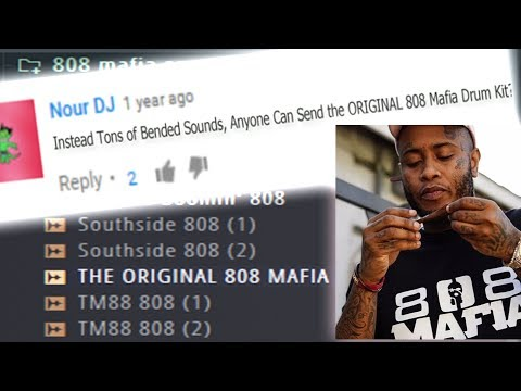 808 Mafia Squad Trap Drum Kit 2018 (FREE DOWNLOAD)