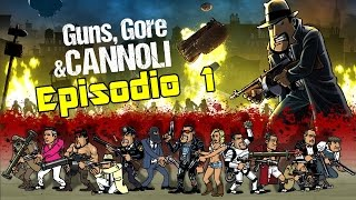 Vídeo Guns, Gore & Cannoli