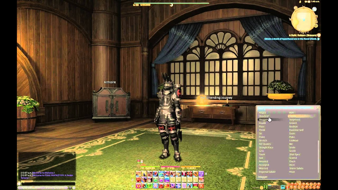 ff14 housemaid set how to get