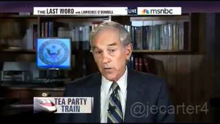 Ron Paul on term limits