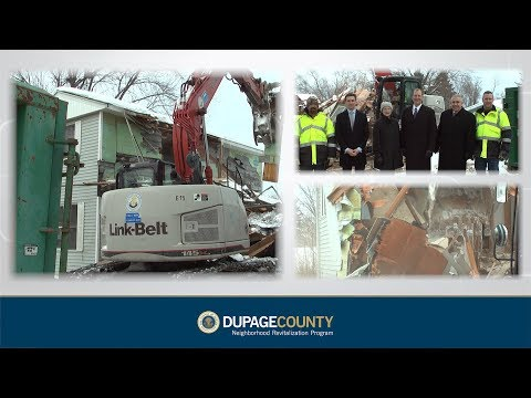 DuPage County Neighborhood Revitalization Program