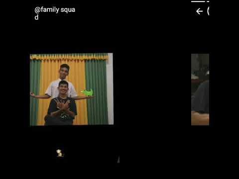 Family squad bontang