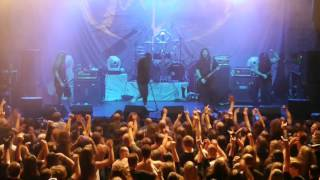 Obituary-DeathCrusher Tour- 2015 Manchester /The Ritz