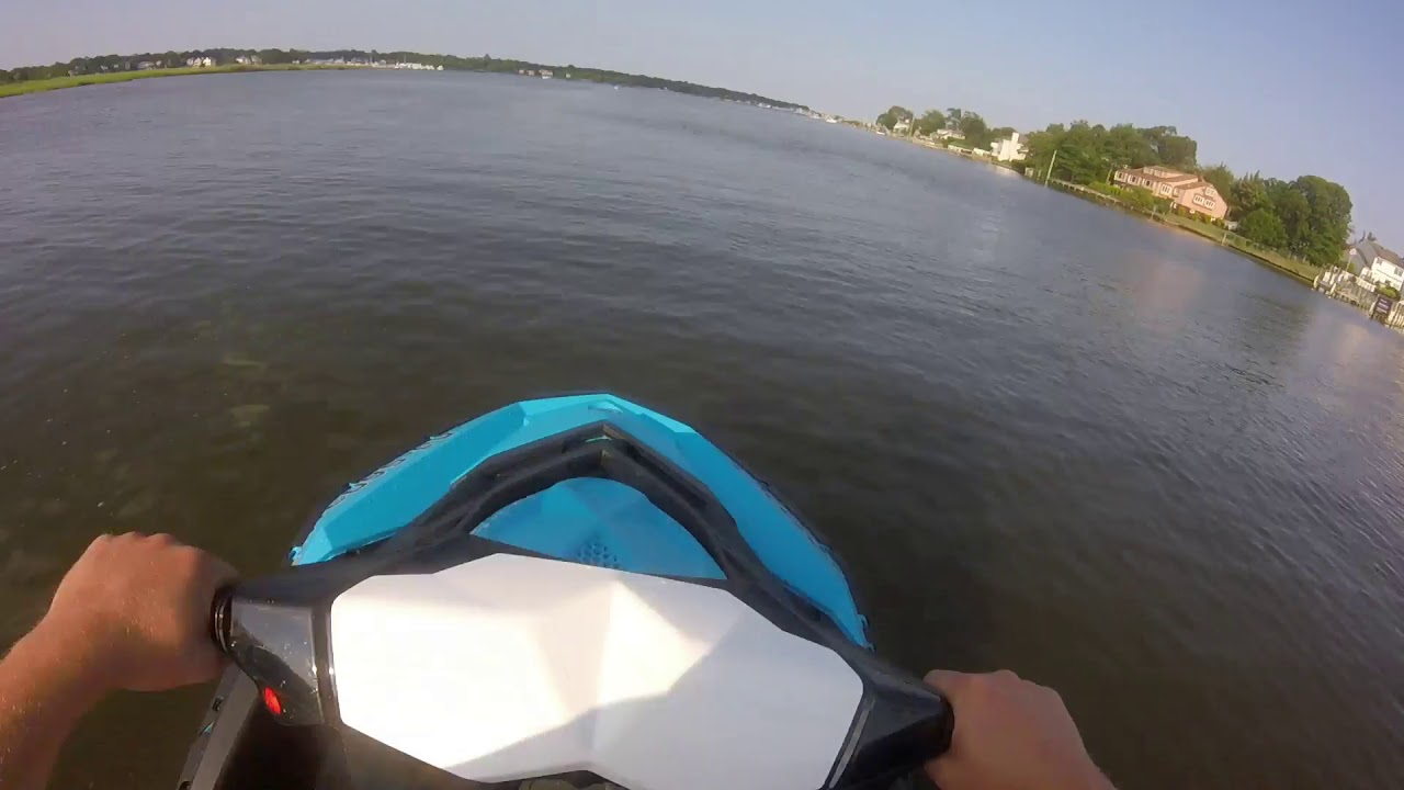 Seadoo Spark Riva Stage 3 Run