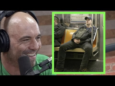 Joe Rogan | The Science Behind Manspreading