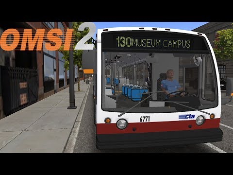 OMSI 2: |130 Museum Campus| EP #4 NOVA Bus