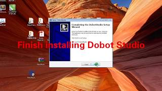How to install Dobot official software DobotStudio?