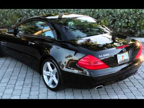 2004 Mercedes Benz Sl500 Convertible Ft Myers Fl For In Fort