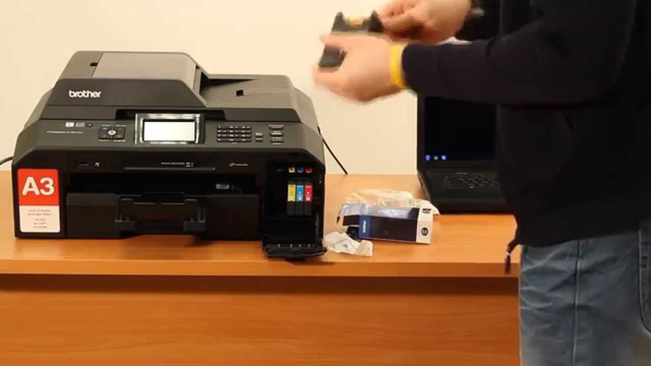Brother j430w printer